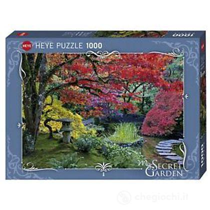 Puzzle 1000 Pezzi - Lanterna di Pietra