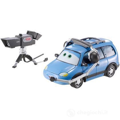 Chuck Cars Personaggio Deluxe (BDW69)
