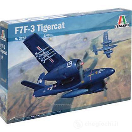 Aereo F7F - 3 Tigercat 1/48 (IT2756)