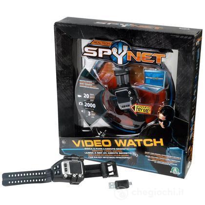 Spy Net - Video Watch Agente Segreto (NCR01654)