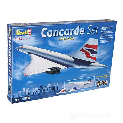 Gift-Set Aereo Concorde (05757)