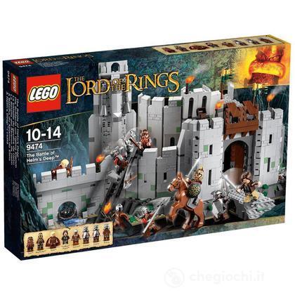 La battaglia del fosso di Helm - Lego LofTR/Hobbit (9474)