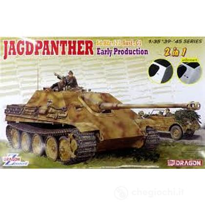 Carro armato Jagdpanther Early Production (DR6758)