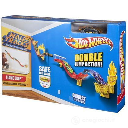 Hot Wheels wall tracks Flame Drop (W3429)