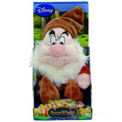 Peluche 7 Nani Disney 23 cm - Brontolo