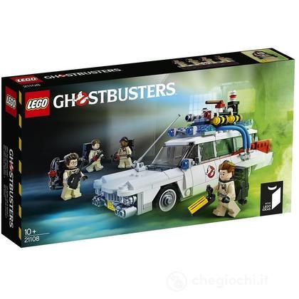 Lego Ghostbusters Ecto-1 - Lego Ideas (21108)