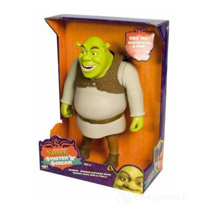 Shrek tira e urla