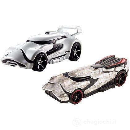Star wars 2 pack veicoli 1:64 (CLK35)