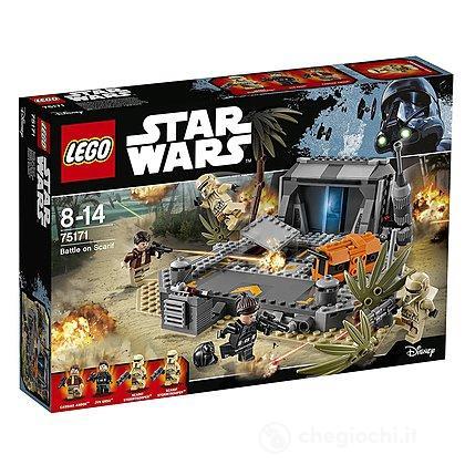 Battaglia su Scarif - Lego Star Wars (75171)