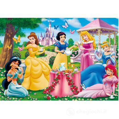 Puzzle 104 pezzi -Princess - Tea Time (27760)