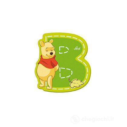 Lettera adesiva B Winnie the Pooh (82760)