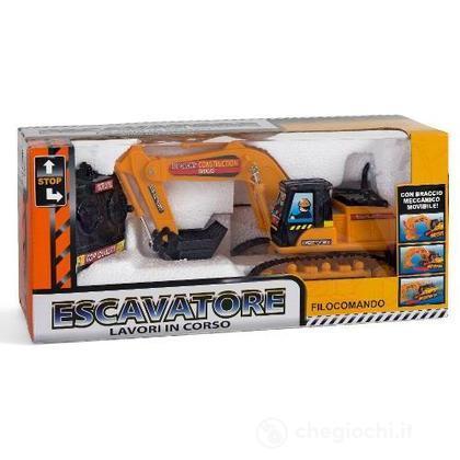 Escavatore filoguidato (47760)
