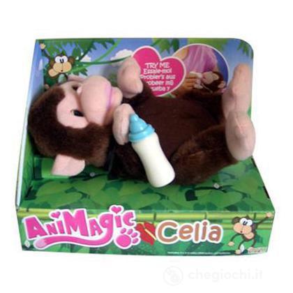 Animagic Cuccioli Da Adottare  Scimmia