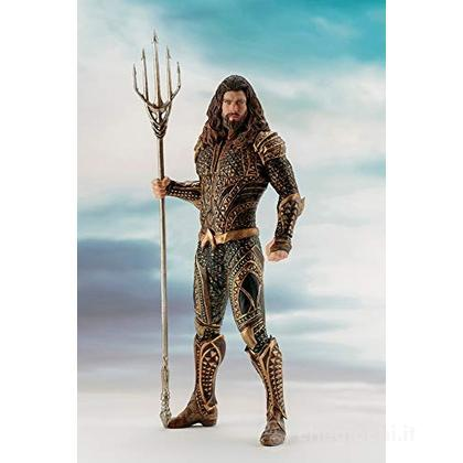 Dc Comics: Jl Movie Aquaman Artfx+ St