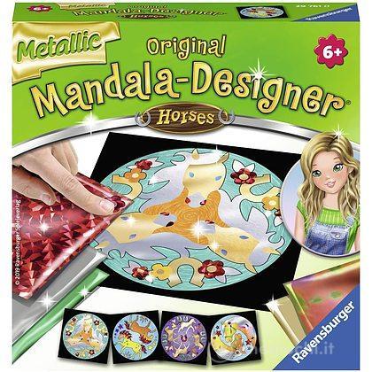 Mandala Designer Metallic Mini Metallic Cavalli (29761)