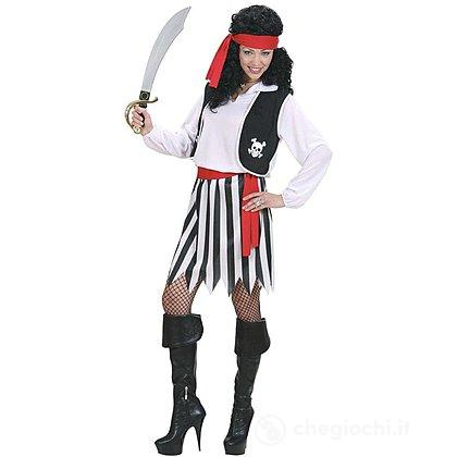 Costume Adulto Piratessa S