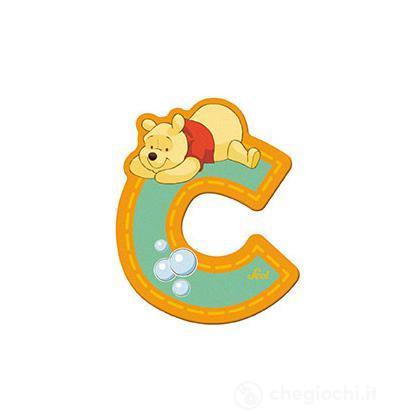 Lettera adesiva C Winnie the Pooh (82761)