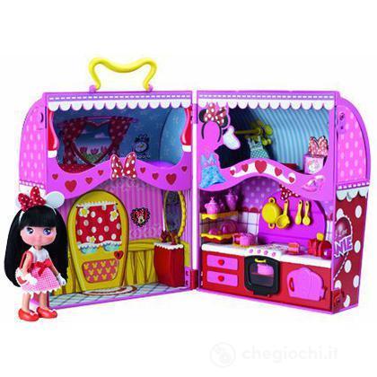 I love minnie la casa di minnie casa delle bambole e for Accessori x la casa