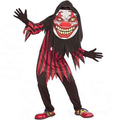 Costume Horro Clown 11-13 anni (07763)