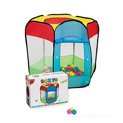Tenda box 70 pop-up