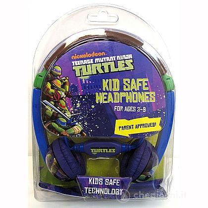 Cuffia stereofonica Turtles