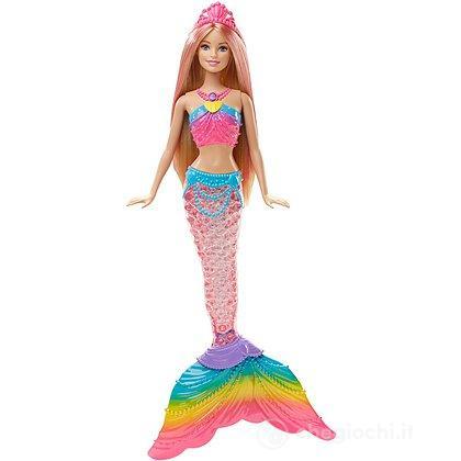 Barbie Sirena Magico arcobaleno (DHC40)