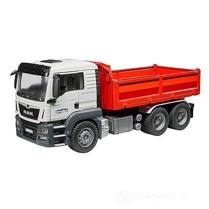 Camion Man Tgs Ribaltabile (3765)