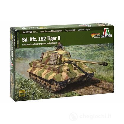 Carro armato King Tiger 1/56 (IT15765)