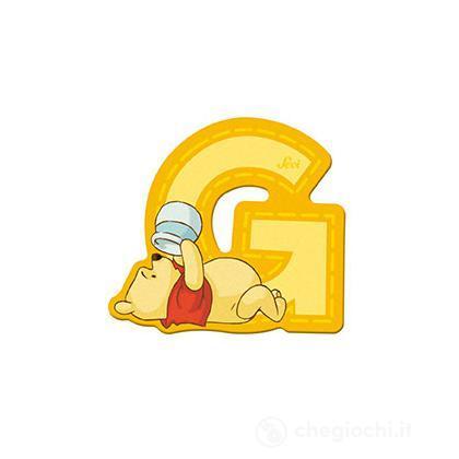Lettera adesiva G Winnie the Pooh (82765)