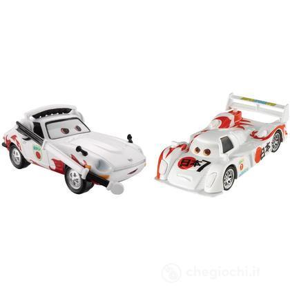 Todoroki e Matsuo - Cars confezione da 2 (BDW79)