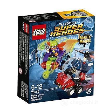 Mighty Micros: Batman contro Killer Moth - Lego Super Heroes (76069)