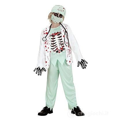 Costume Chirurgo Zombie 5-7 anni