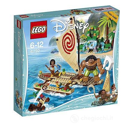Il viaggio sull'oceano di Vaiana - Lego Disney Princess (41150)