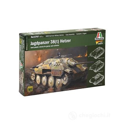 Carro armato Jagdpanzer 38 (t) Hetzer 1/56 (IT15767)