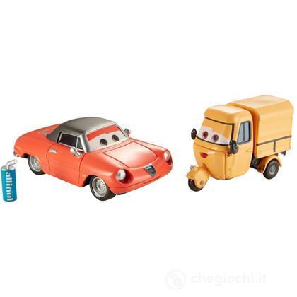 Hawn Krash e Sal Machiani - Cars confezione da 2 (BDW81)
