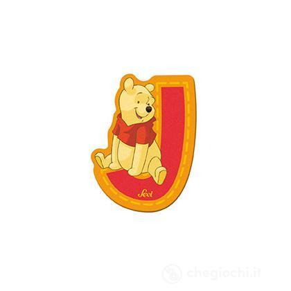 Lettera adesiva J Winnie the Pooh (82768)