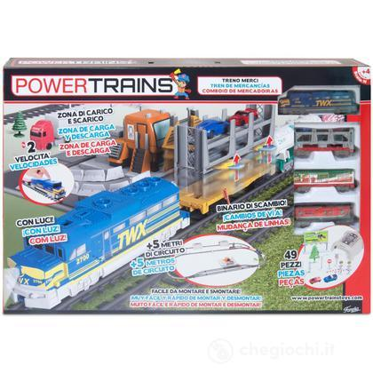 Power Trains Treno Merci