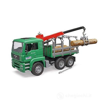 Camion trasporto tronchi (2769)