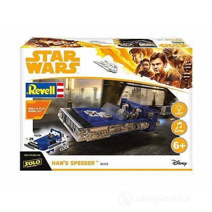 Astronave Build & Play Han Speeder (Han Solo) 1/28 (RV06769)