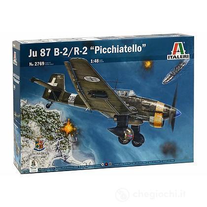 Aereo Ju 87 B-2/R-2 Picchiatello 1/48 (IT2769)