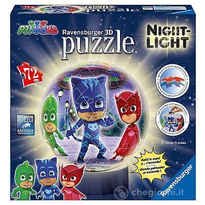 Puzzleball Lampada notturna PJ Masks (11771)