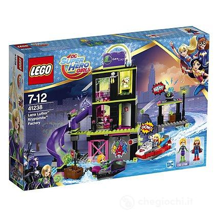 La fabbrica di Kryptomite di Lena Luthor - Lego DC Super Hero Girls (41238)