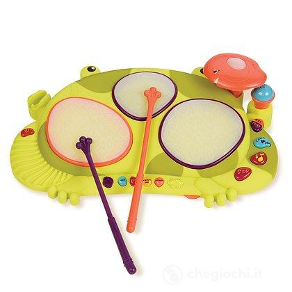The Frog Drum - Ribbit-Tat-Tat (BX1389Z)