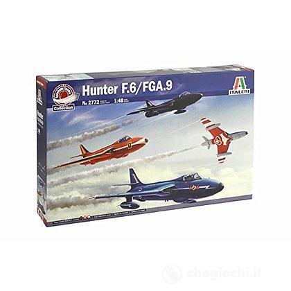 Aereo Hawker Hunter F Mk. 6/9 1/48 (IT2772)