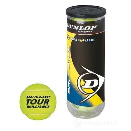 Tubo 3 Palle Tennis Dunlop (708300026)