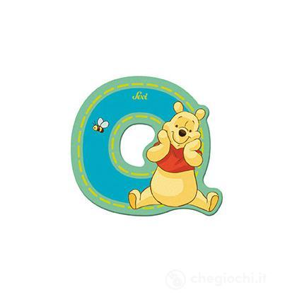 Lettera adesiva O Winnie the Pooh (82773)