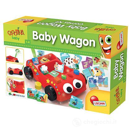 Kit57733Lisciani Wagon Baby Game's Baby Wagon Game's OP80kwn