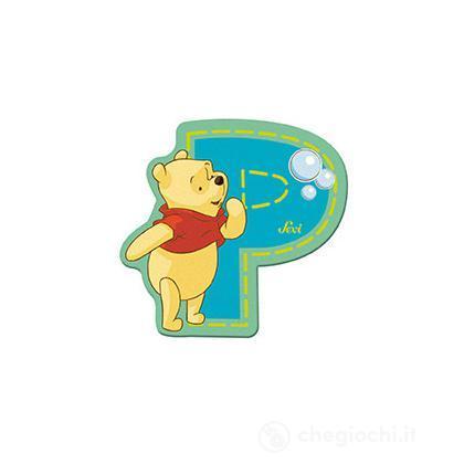 Lettera adesiva P Winnie the Pooh (82774)