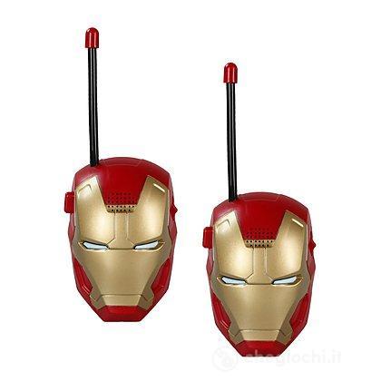 Walkie Talkie di Iron Man sagomati
