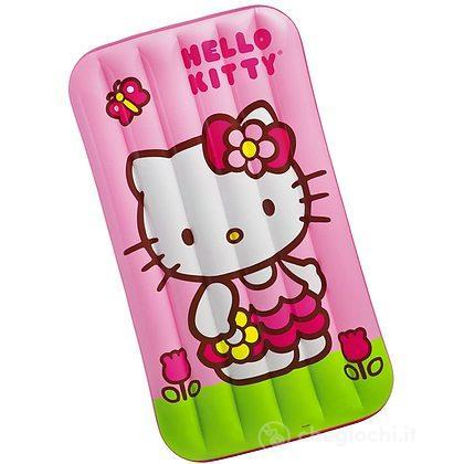 Lettino Per Bambini Gonfiabile Hello Kitty 88X157X18 cm (48775)